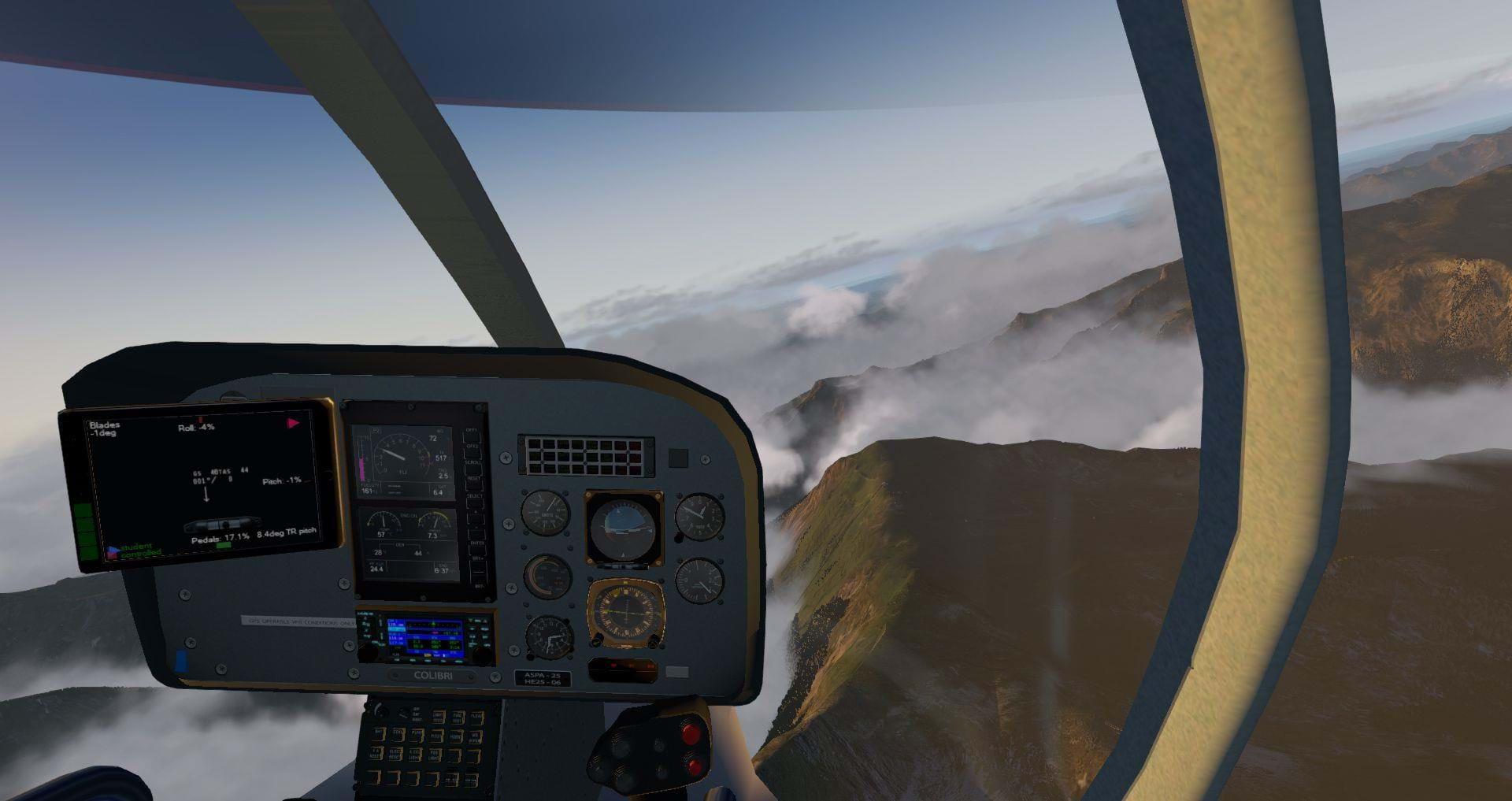Review: Freeware Airbus H120 Colibri 1 0 5 for X-Plane 11