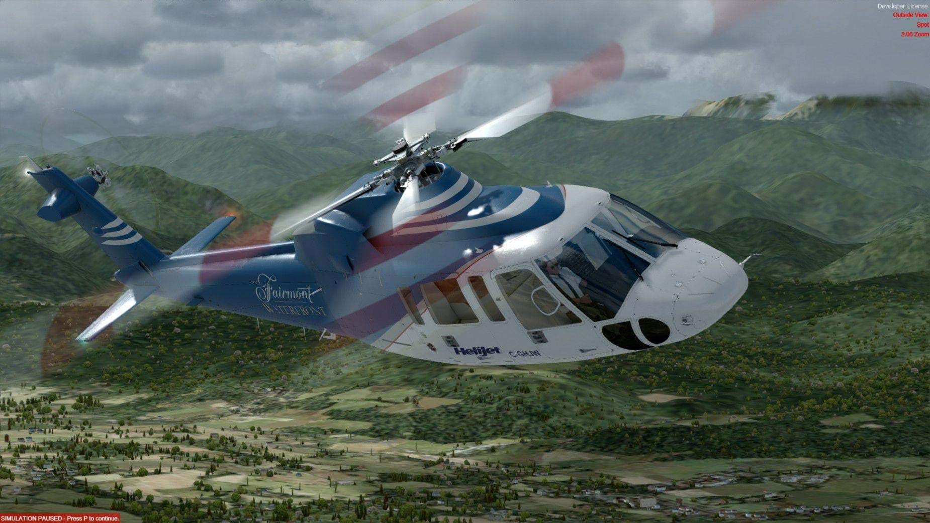 Nemeth Designs released the S-76A for FSX and P3D • HeliSimmer com
