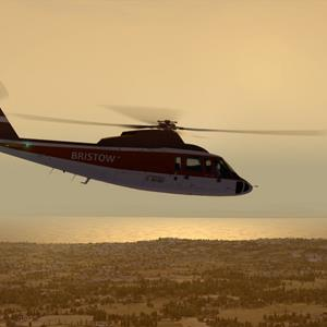 Nemeth Designs released the S-76A for FSX and P3D