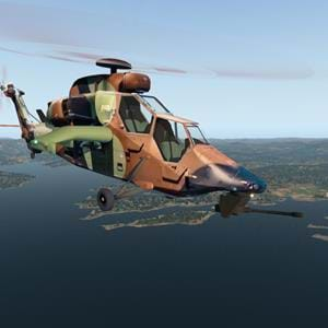 Upcoming freeware: Eurocopter (Airbus) EC665 Tiger (Tigre) for X-Plane