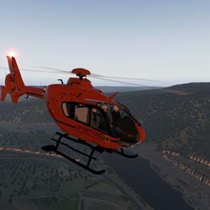 Rotorsim EC135 for X-Plane updated to V4 BETA 1