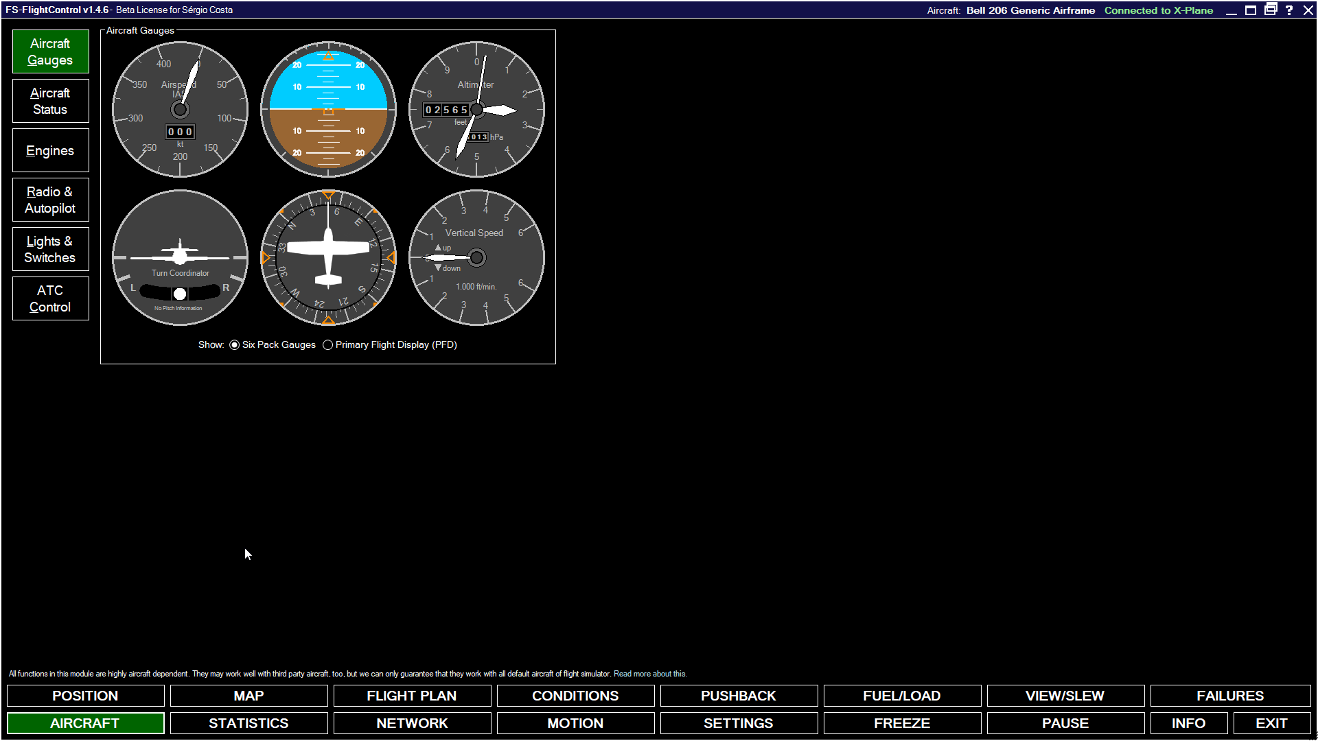Review: FS-FlightControl for FSX, P3D and X-Plane