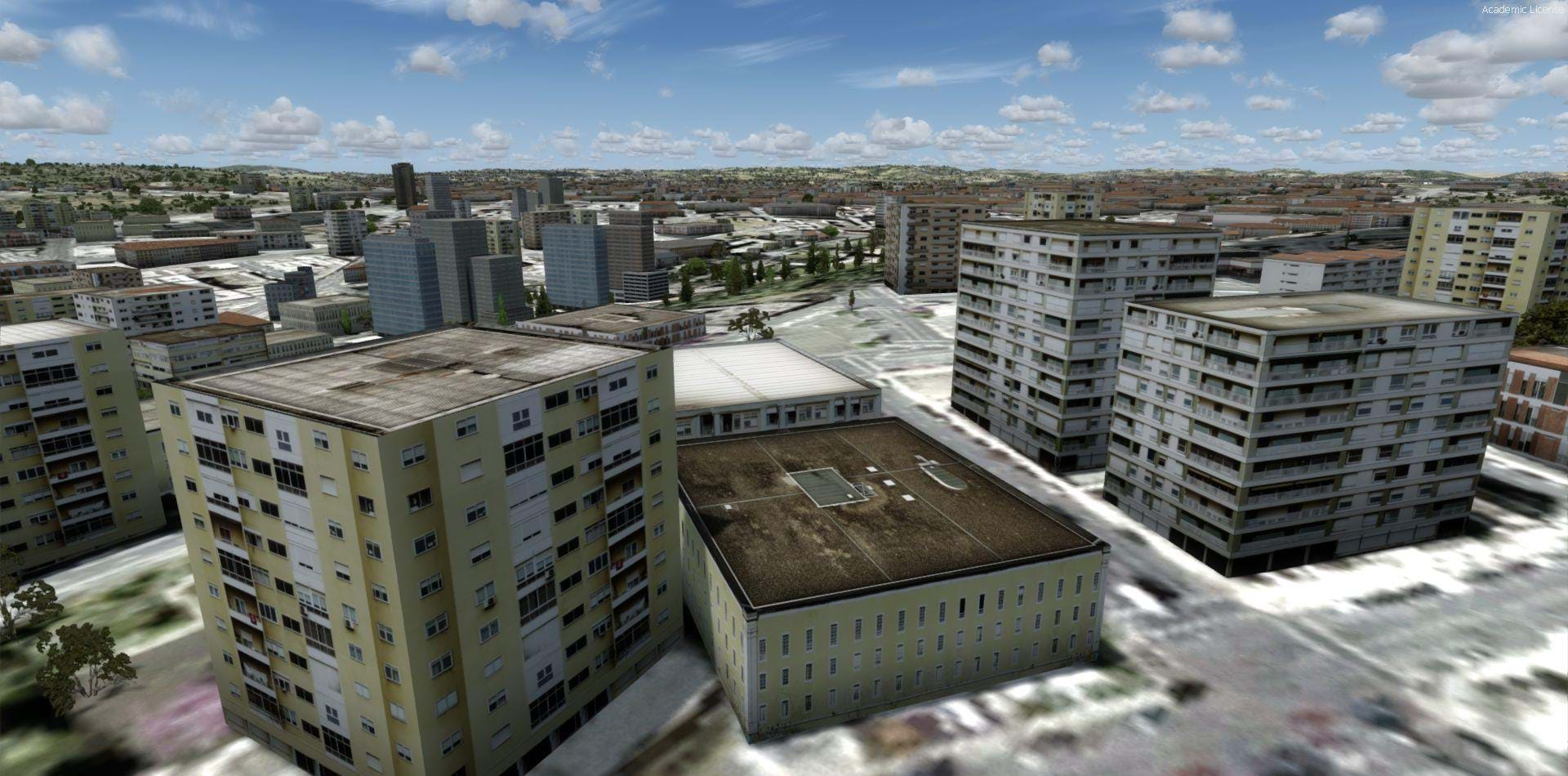 Review: ORBX Global Buildings HD for FSX and P3D