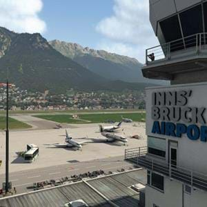 Review: ORBX Innsbruck (LOWI) for X-Plane