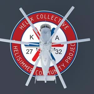 HeliSimmer community team to bring the Ka-32 to X-Plane