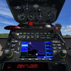MP Design Studio R44 for FSX and P3D released