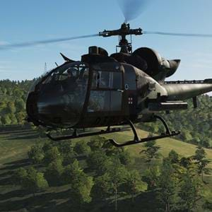 Call to arms: do you want a campaign for the DCS Gazelle?