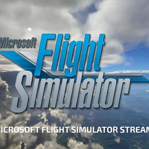 How does Microsoft Flight Simulator streaming work?