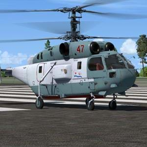 Nemeth Designs shows new screenshots of their upcoming Ka-32 for P3D