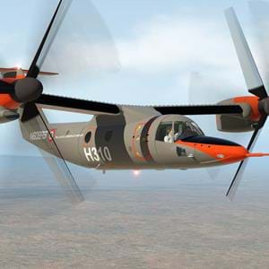 Review: Pizzagalli AW609 for X-Plane