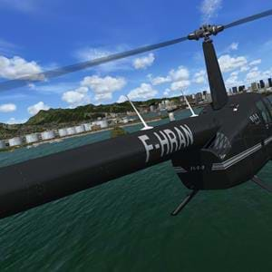 Review: MP Design Studio R-44 for P3D