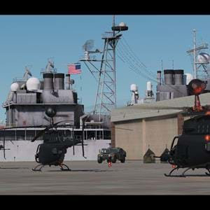 Polychop published an update on the OH-58 Kiowa for DCS