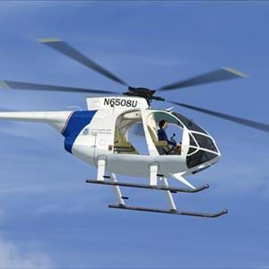 Eagle Rotorcraft Simulations releases beta of their MD500 for FSX and P3D