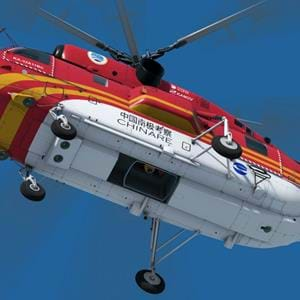 Nemeth Designs updates the Ka-32 for FSX and P3D