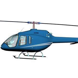 Bell 505 coming to FSX, P3D and X-Plane