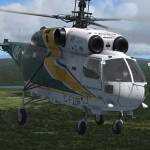 Review: Nemeth Designs Kamov Ka-32A for FSX and P3D