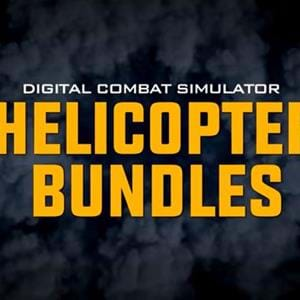 DCS Helicopter Bundle Sale coming soon