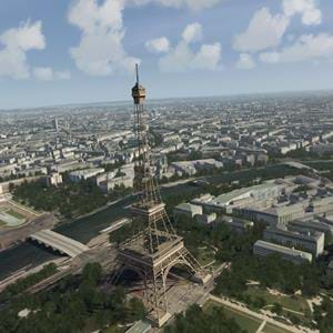 Review: France VFR Paris for Aerofly FS2
