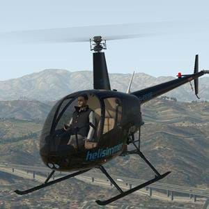 Review: Big Tire Productions R22 for X-Plane