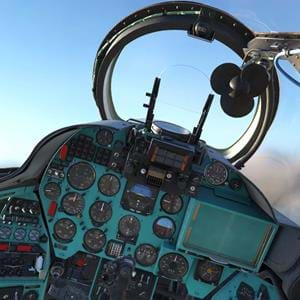 New screenshots and some info on the DCS Mi-24P