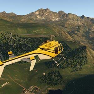 DreamFoil Creations fix for the Bell 407 sounds on X-Plane 11.50