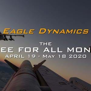 All the DCS modules free for a whole month