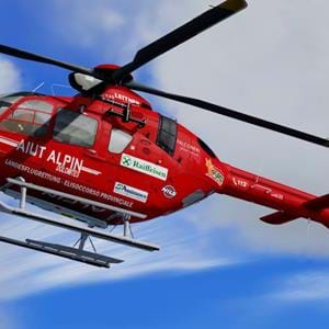 HR SimYard released H135 Addon Version 2 for the Nemeth Designs EC135 for FSX and P3D
