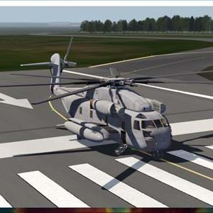 CH-53E coming for Aerofly FS2 and the author needs your help