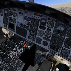 Pro Flight Trainer accuracy test video of the HoverControl Bell 412 for FSX