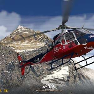 3D Mountain Parks: 20% discount on all scenery by Frank Dainese and Fabio Bellini