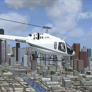 Eagle Rotorcraft Simulations released beta version of Bell 505 for FSX and P3D