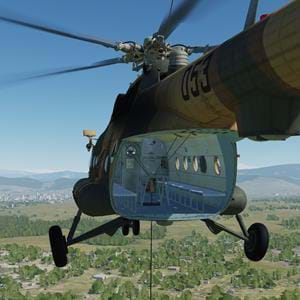 DCS SAR Server updated to support sling loading