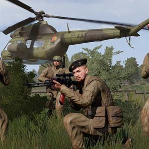 Global Mobilization Update 1.2 for ARMA 3 available on the Creator DLC RC branch