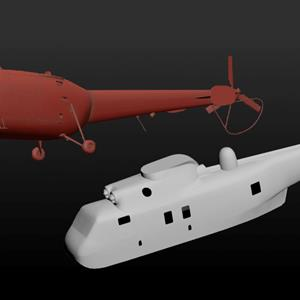 RAZBAM teases the community with Alouette III and Sea King models