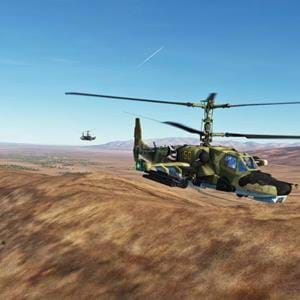 Another helicopter-dedicated server for DCS is live