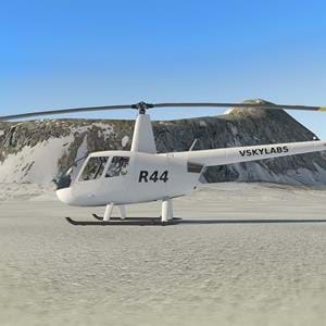 VSKYLABS shows upcoming R-44 for X-Plane