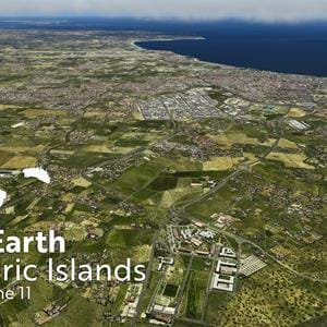 ORBX announces TrueEarth Balearic Islands for X-Plane 11