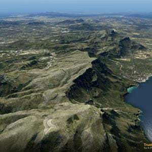 ORBX released TrueEarth Balearic Islands for X-Plane and it comes with helipads