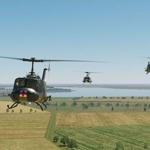 DCS helicopter wing, Black Angels, open to new pilots