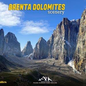 Frank Dainese and Fabio Bellini released Brenta Dolomites 3D for X-Plane