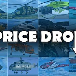 Price drops as Nemeth Designs to focus on Microsoft Flight Simulator
