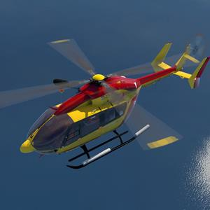 Want to help beta test the EC-145 for X-Plane?