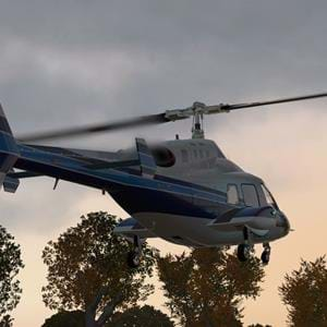Cowan Simulation released the Bell 222B for X-Plane