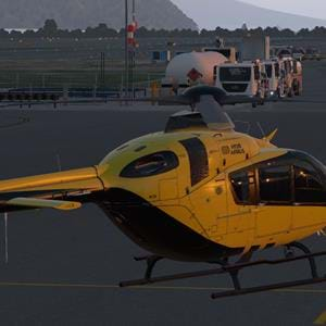 "Freeware EC-135 for X-Plane may be coming ""soon"""