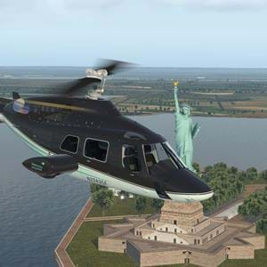 Cowan Simulation update for the Bell 222B/UT brings FMOD to the bird