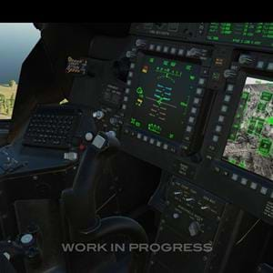More information on the AH-64D Apache for DCS