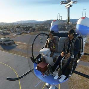 Preview: FlyInside Bell 47-G2 for Microsoft Flight Simulator