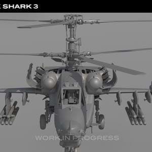 Eagle Dynamics updates us on DCS Ka-50 Black Shark 3