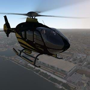 HSF/Rotorsim.de EC-135 VIP and Passenger versions join the EMS one